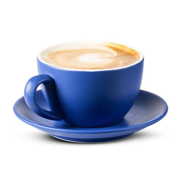 כוס קפה קלאסית של אילנס לקפוצ'ינו