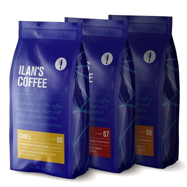 טעימות פולי קפה טעמים הקלאסיים