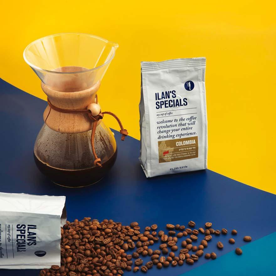 סינגל-אוריג׳ן קפה הגל השלישי