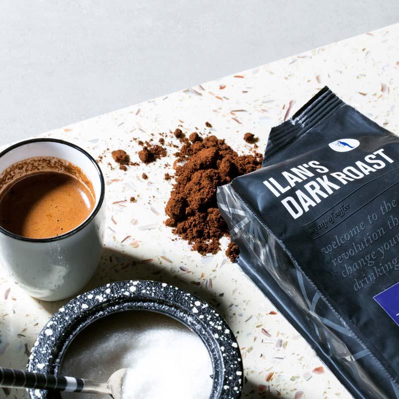 קפה טורקי של אילנס