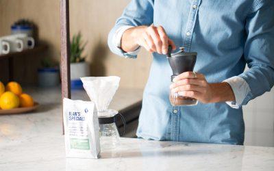 סינגל אוריג'ן – מקורות פולי הקפה